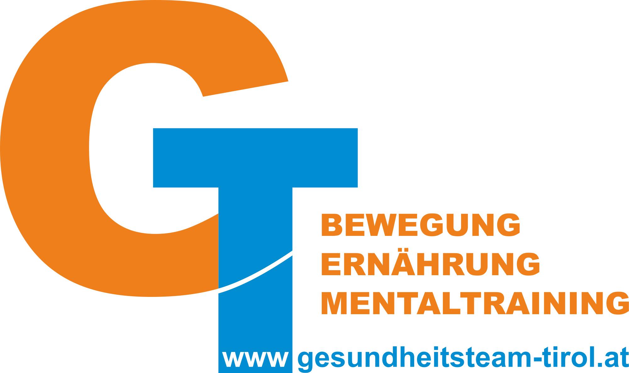 Logo Gesundheitsteam Tirol